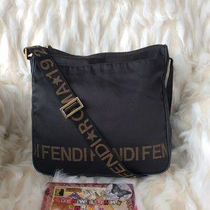 Authentic Fendi Crossbody